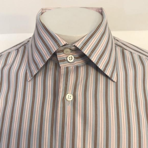 Gemelli Milano Other - Gemelli Milano Italy Dress Shirt